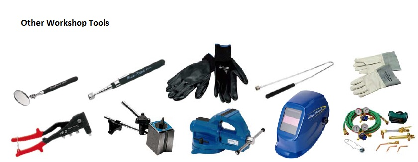 BLUE POINT TOOLS – OTHER WORKSHOP TOOLS | Hands Tools | Blue Point ...