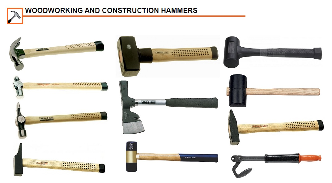 Bahco Tools Hammer Series Hands Tools Blue Point