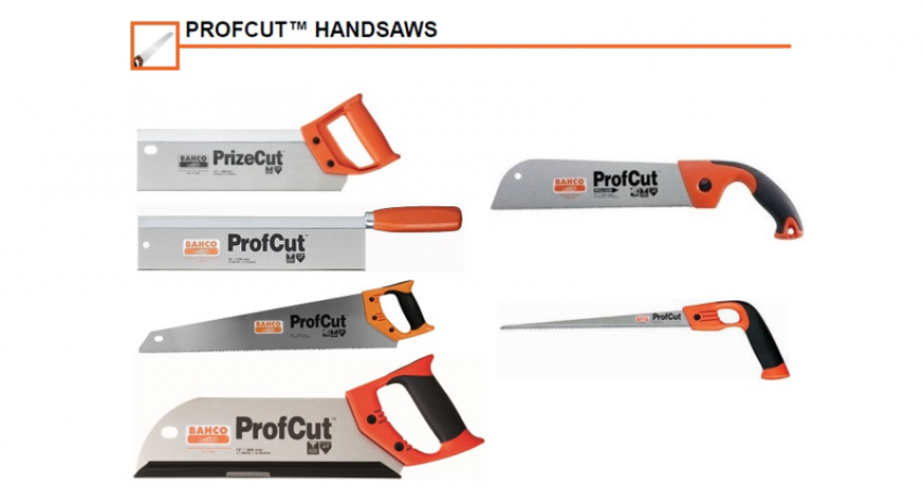 Bahco Tools - Profcut Series