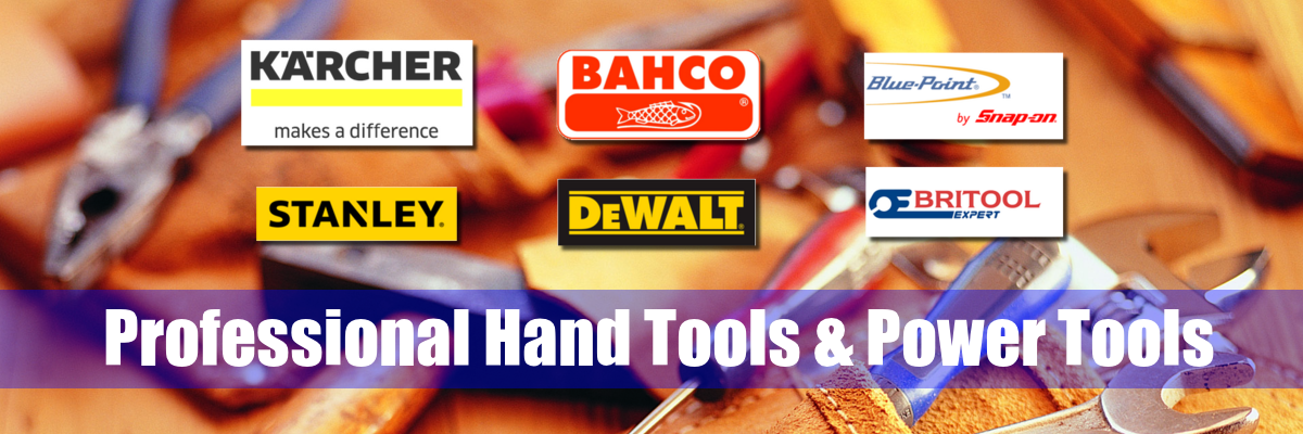 Professional Hand tools & Power tools